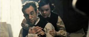 The role of Tad was played by Gulliver Mcgrath in 2012 movie - Lincoln