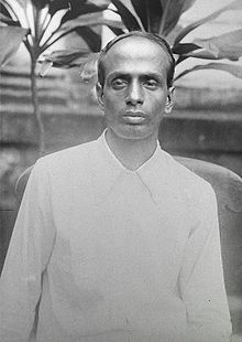 A rare photograph of Surya Sen fondly known as 'Masterda'